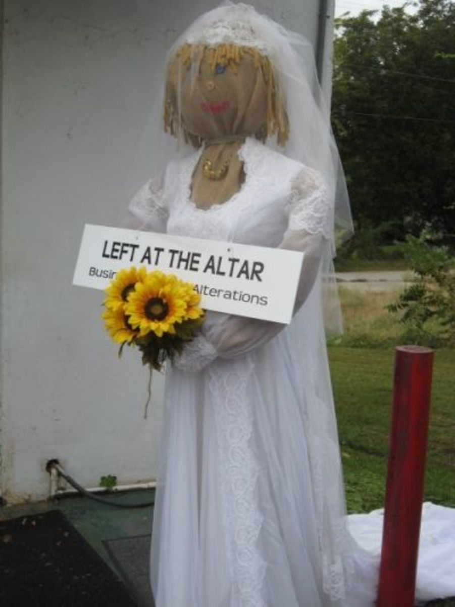Village Alterations - Left At The Altar