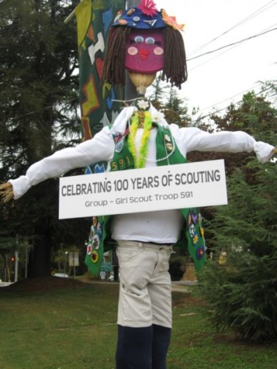 Girl Scout Troop 591 - Celebrating 100 Years of Scouting