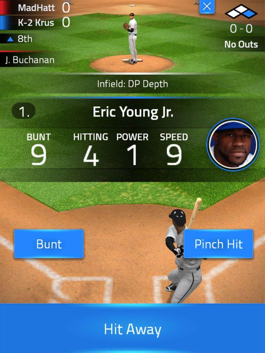 Tap Sports Baseball Hitting