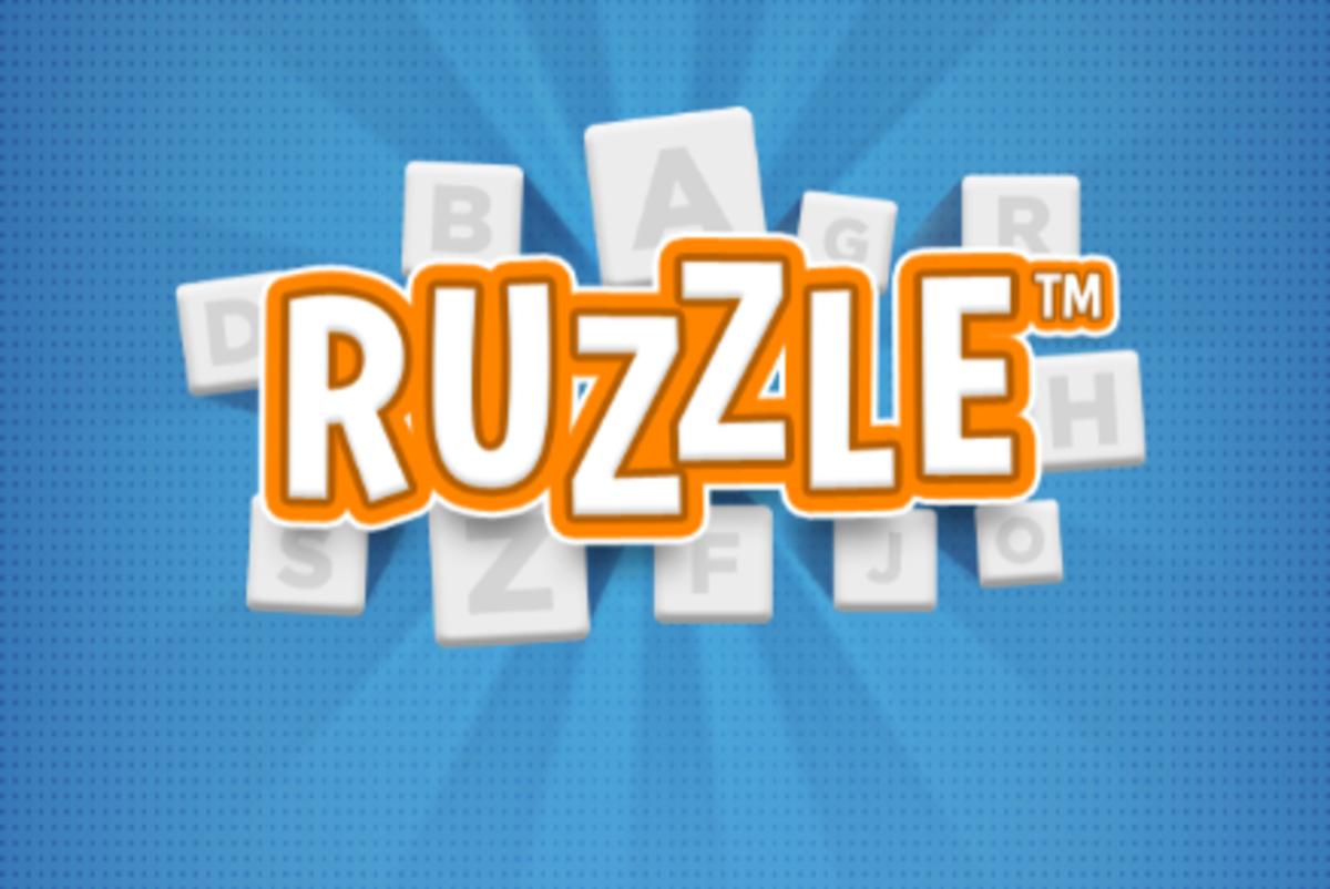 10 Games Like Ruzzle