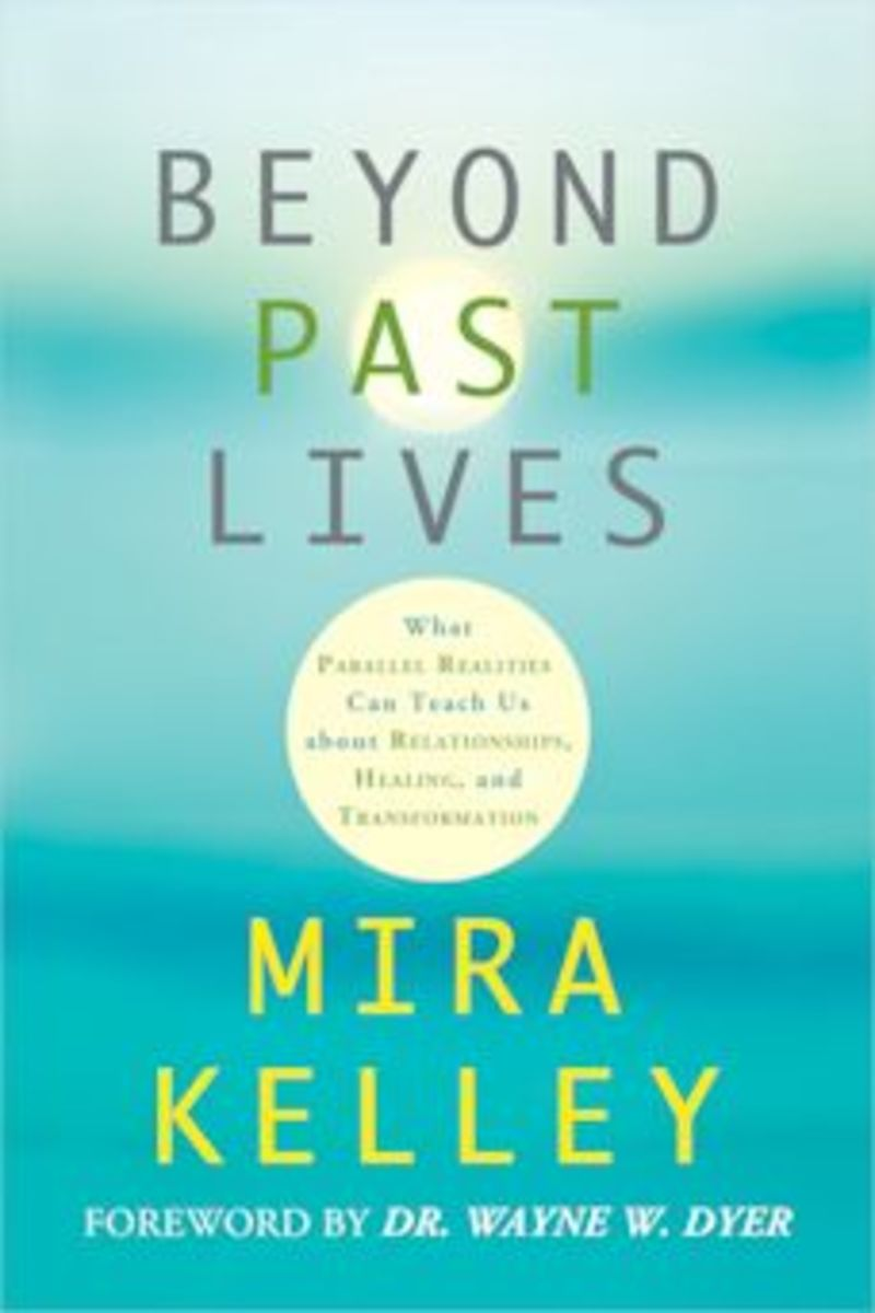 Beyond Past Lives Book Cover