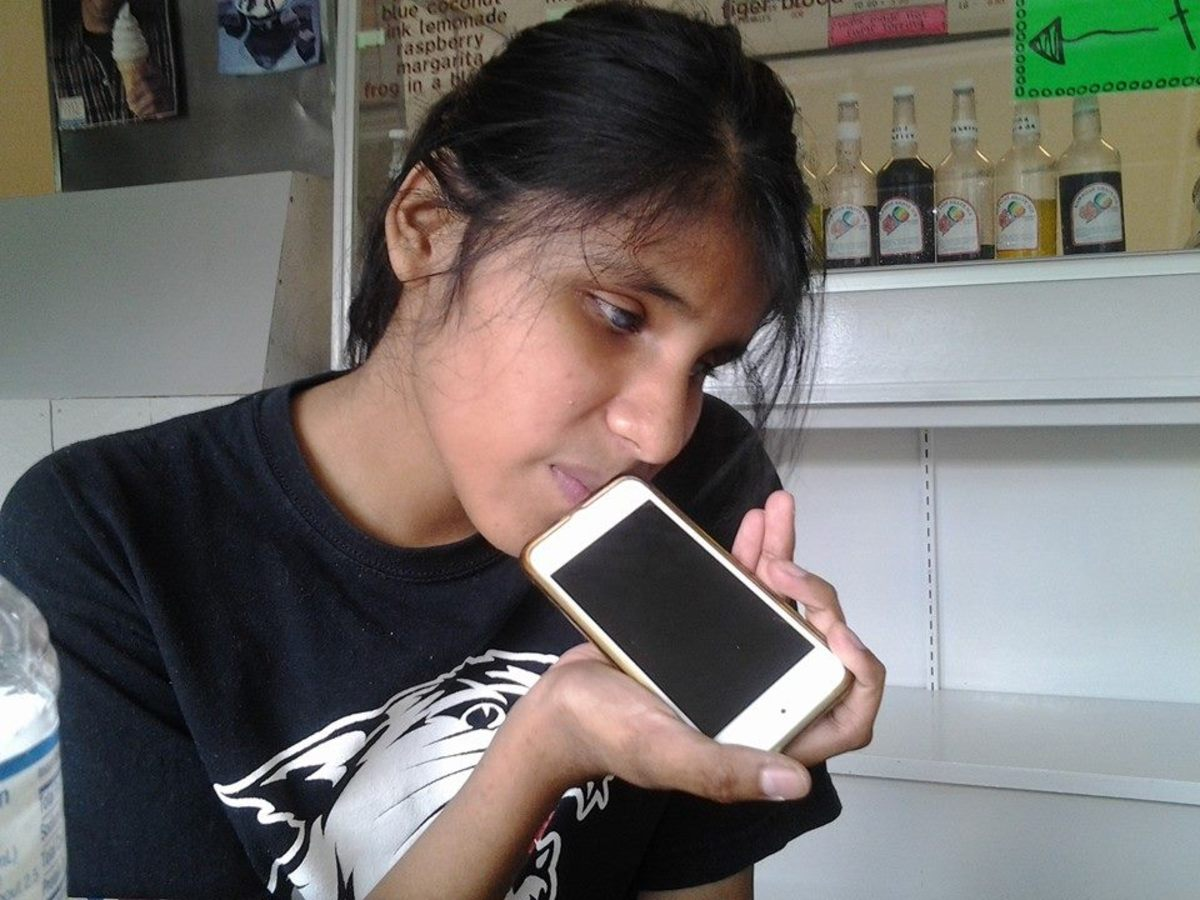 My daughter loves her iPod Touch. She uses it to communicate with friends, listen to music & sound effects, and play games.