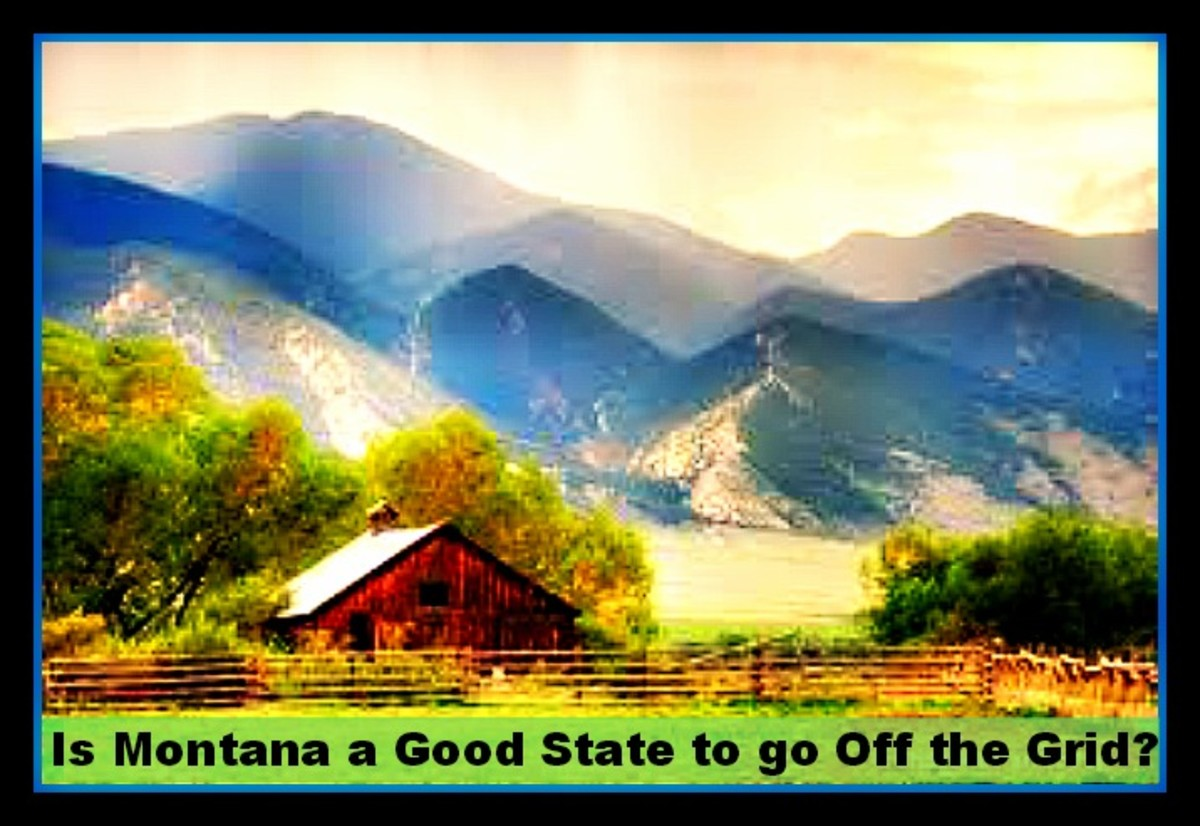 Is Montana a Good State to go Off the Grid?