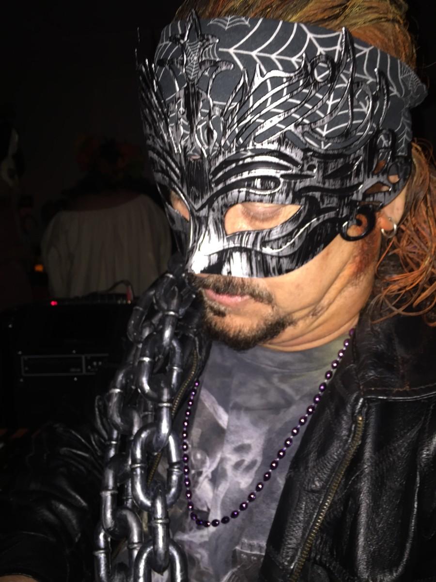 Masked Ghost Rider