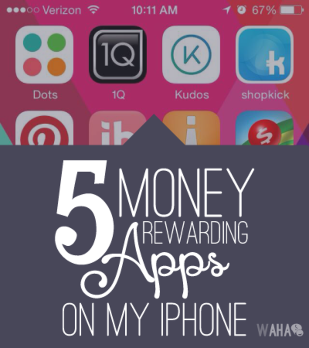Apps That Pay You Back | A List of the Top Ten Reward Applications for Apple iOS and Android Devices