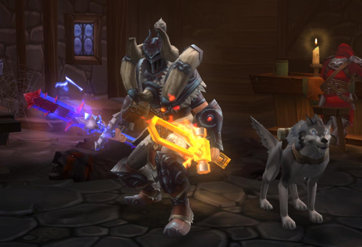 Torchlight 2: High Strength no Dexterity Berserker Build Guide