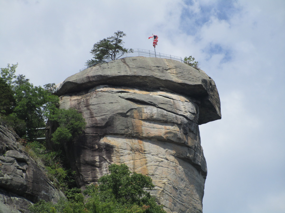 Chimney Rock State Park - Chimney Rock, NC