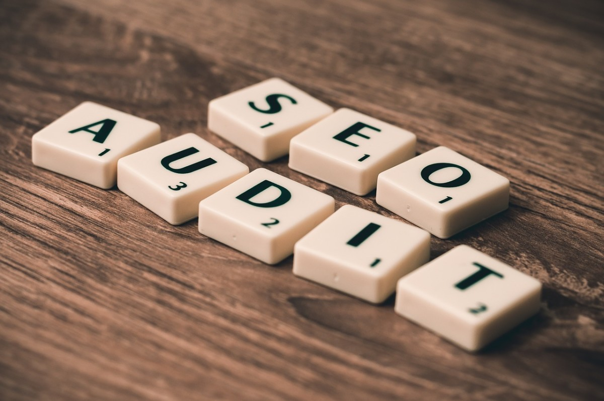 Highlighting the importance of SEO  auditing in targeting the best keywords.