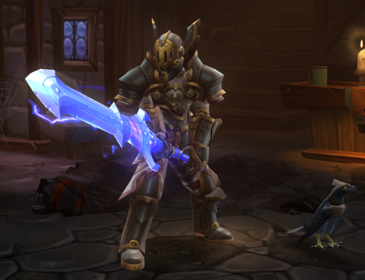 Torchlight 2: Melee 2 Hand Weapon Engineer Build Guide