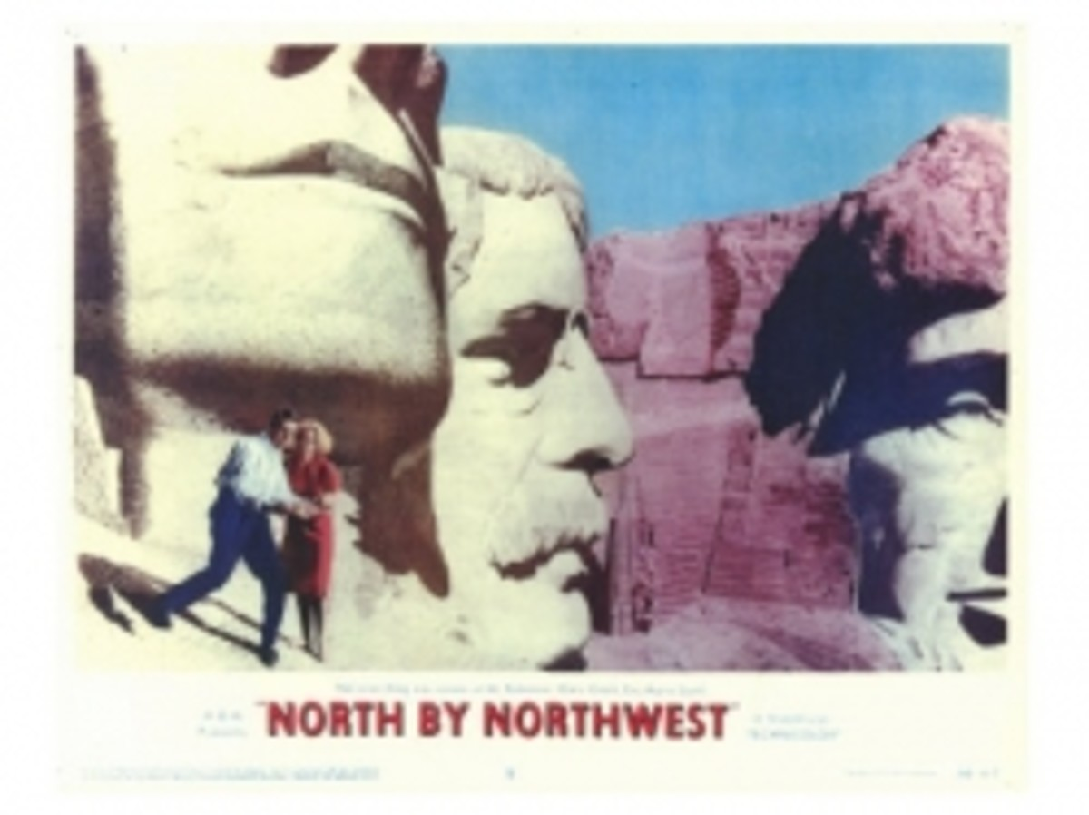 hitchcock presents - north by northwest