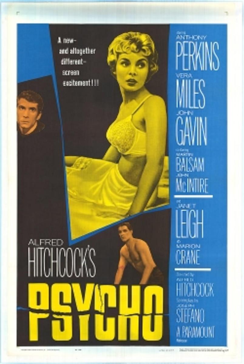 Hitchcock Presents - Psycho