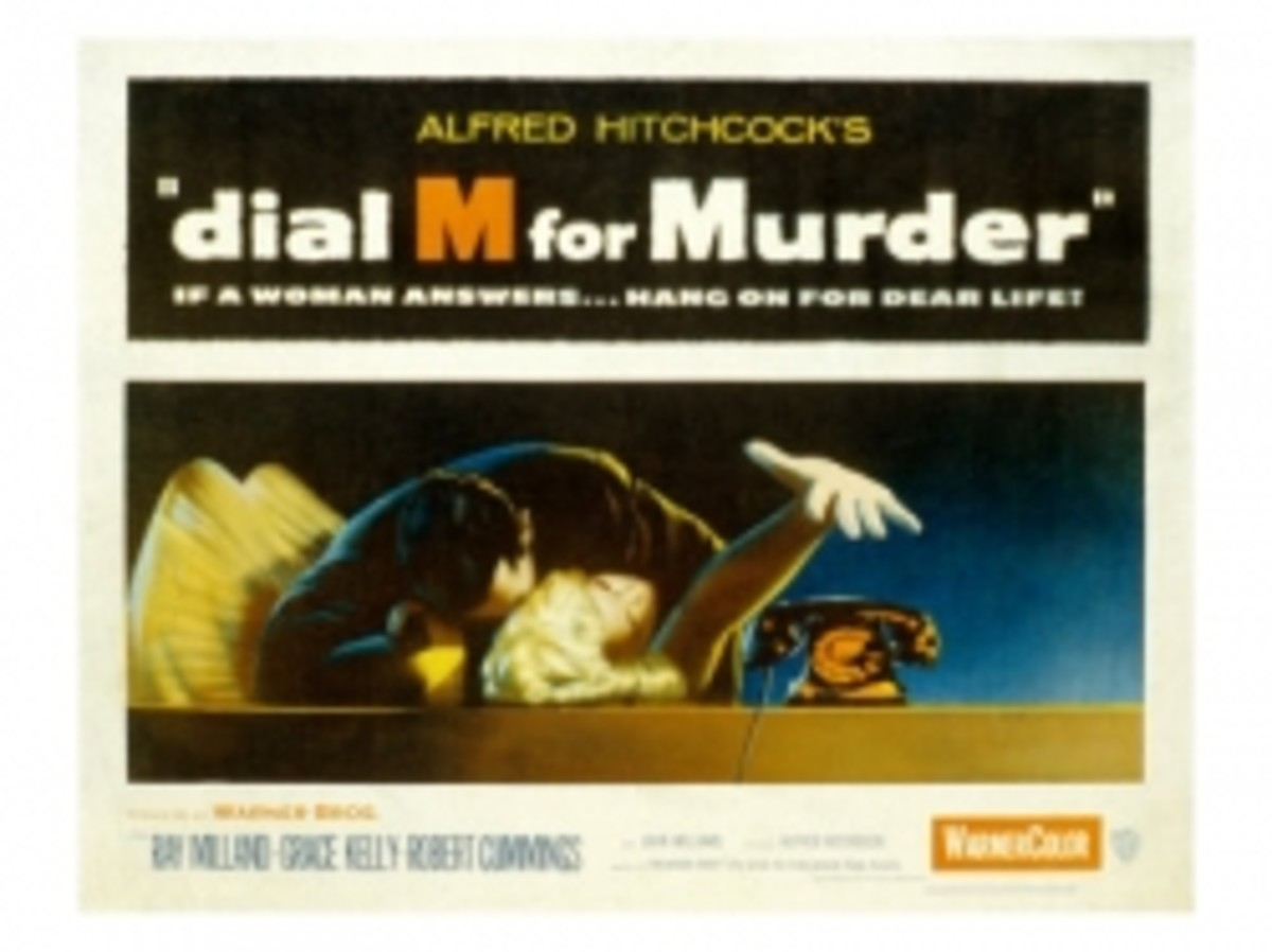 Hitchcock Presents Dial M for Murder