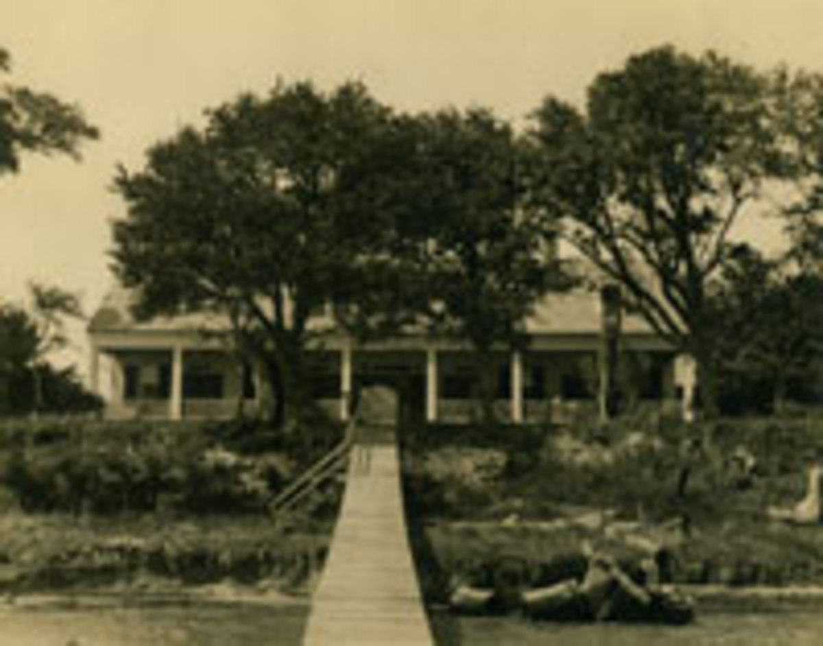 Oldfields plantation.