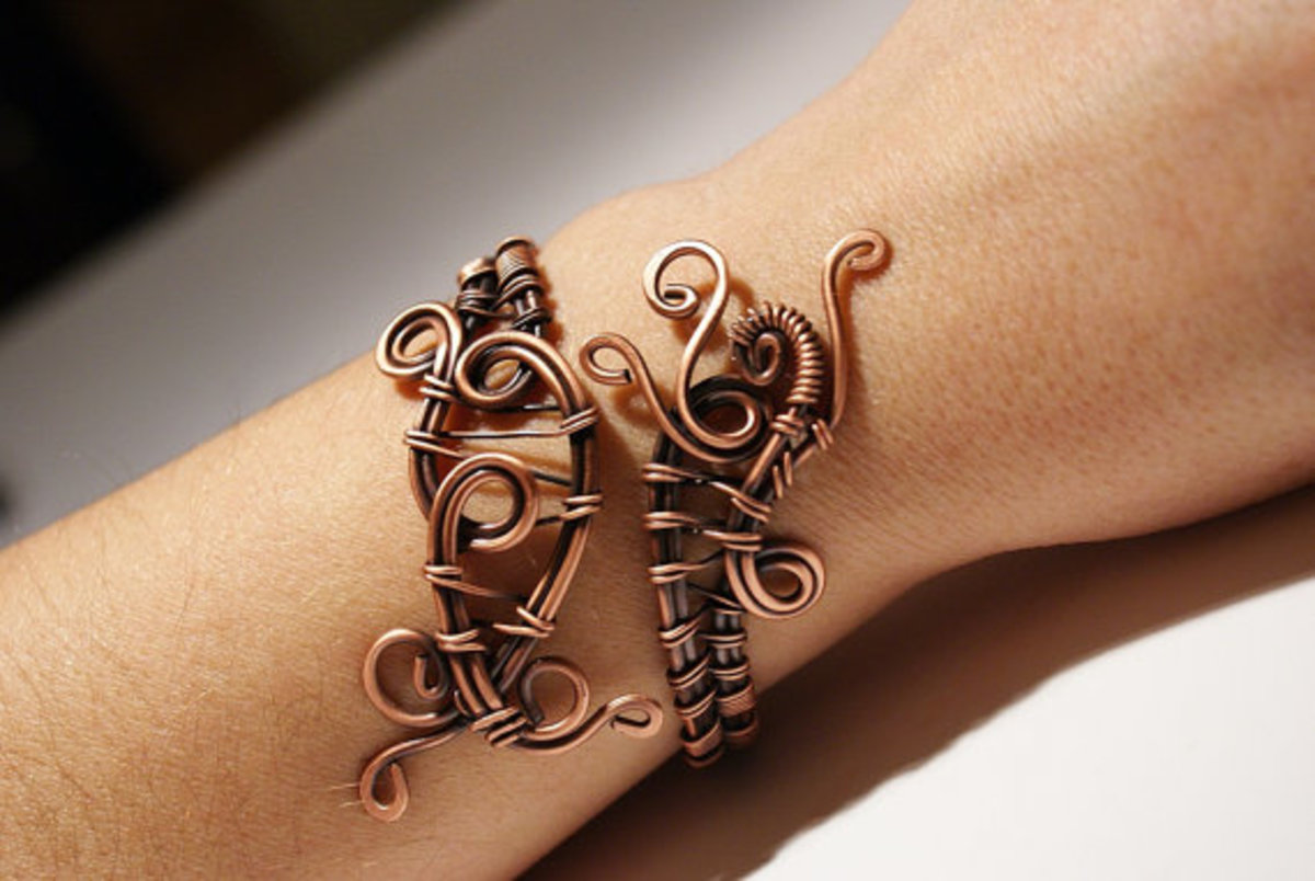Copper Bracelet Health Benefits - Amazing Cure for MRSA!