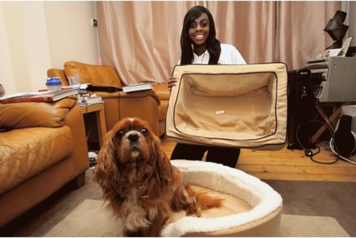 Amber McCleary copper Pyjamas cured mrsa hospital bug