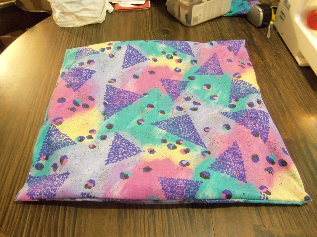 How to Make A Pet Bed Pillowcase