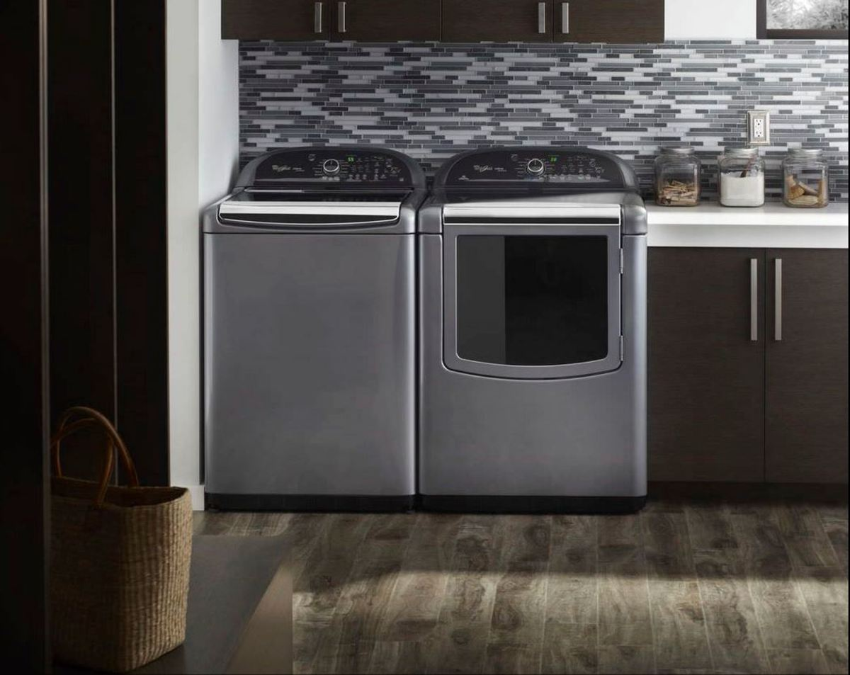 Best Clothes Washer and Dryer to Buy - Whirlpool Cabrio Review