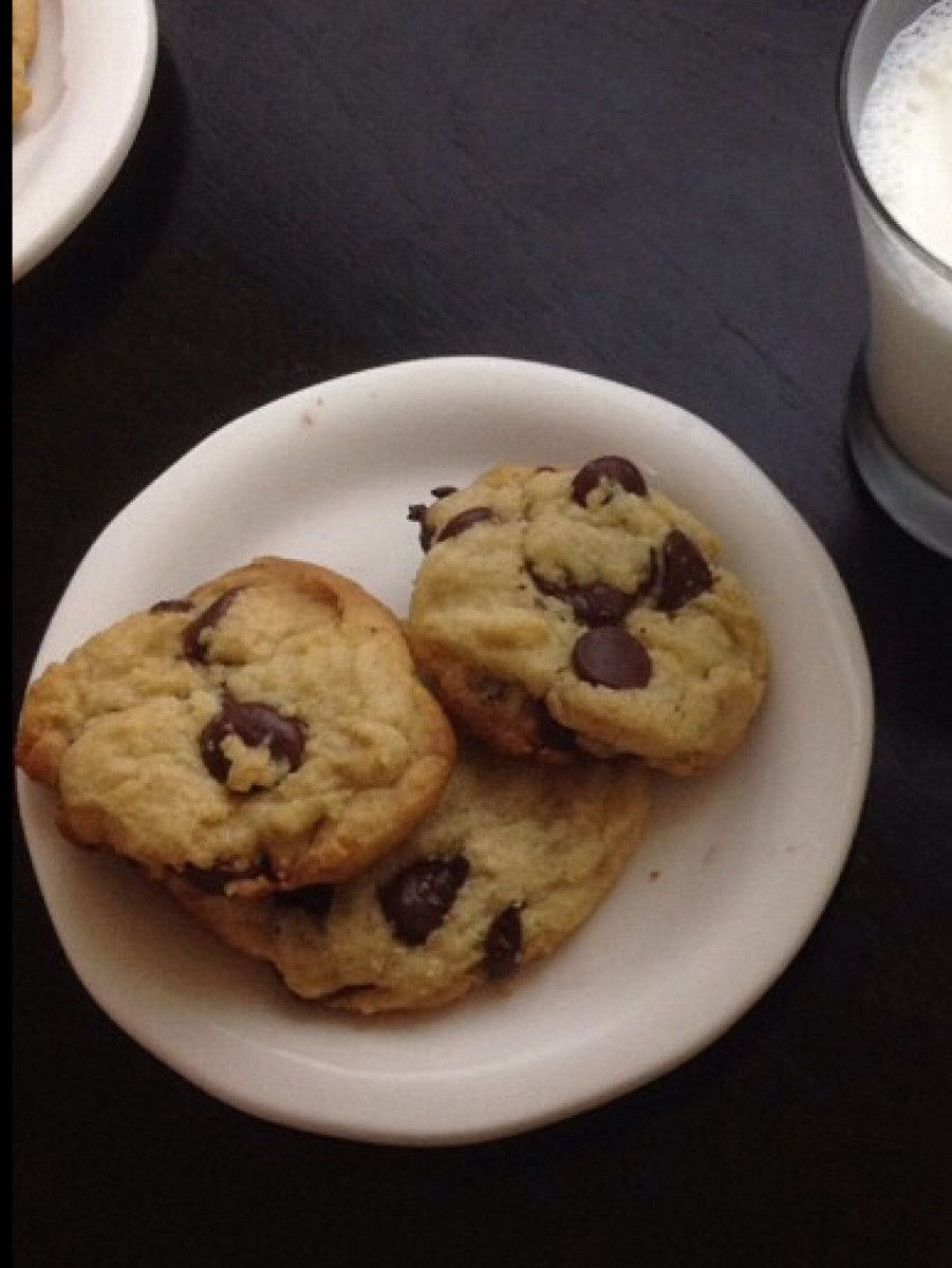 Gourmet High Altitude Chocolate Chip Cookies