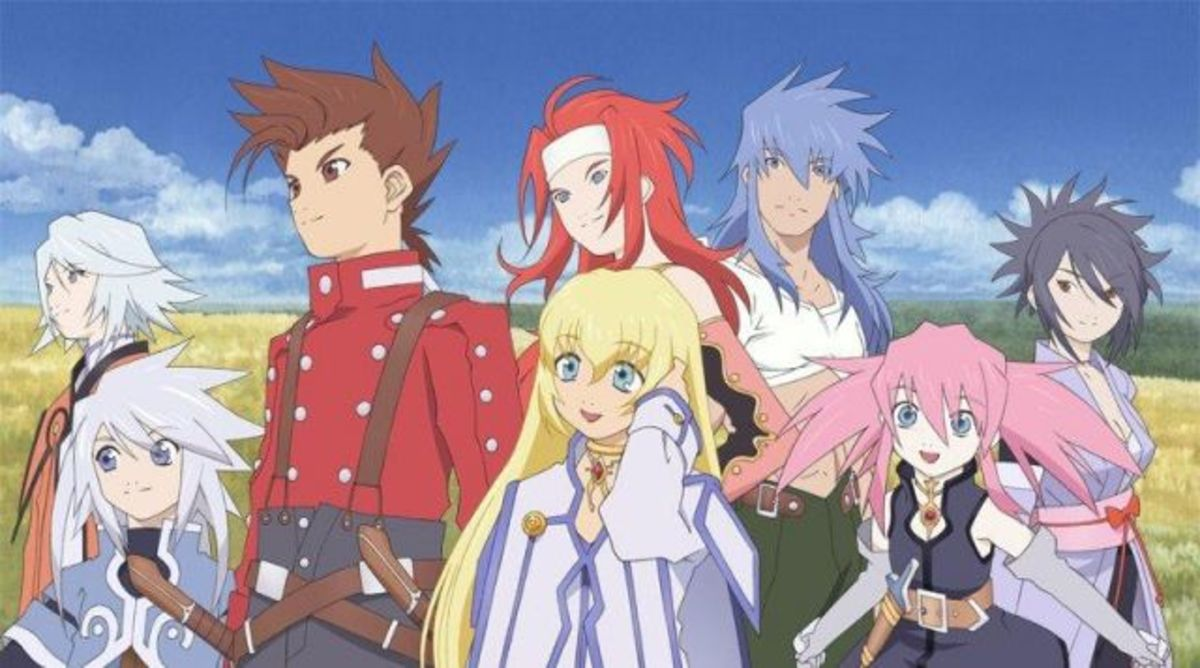 Tales of Symphonia: The Animation