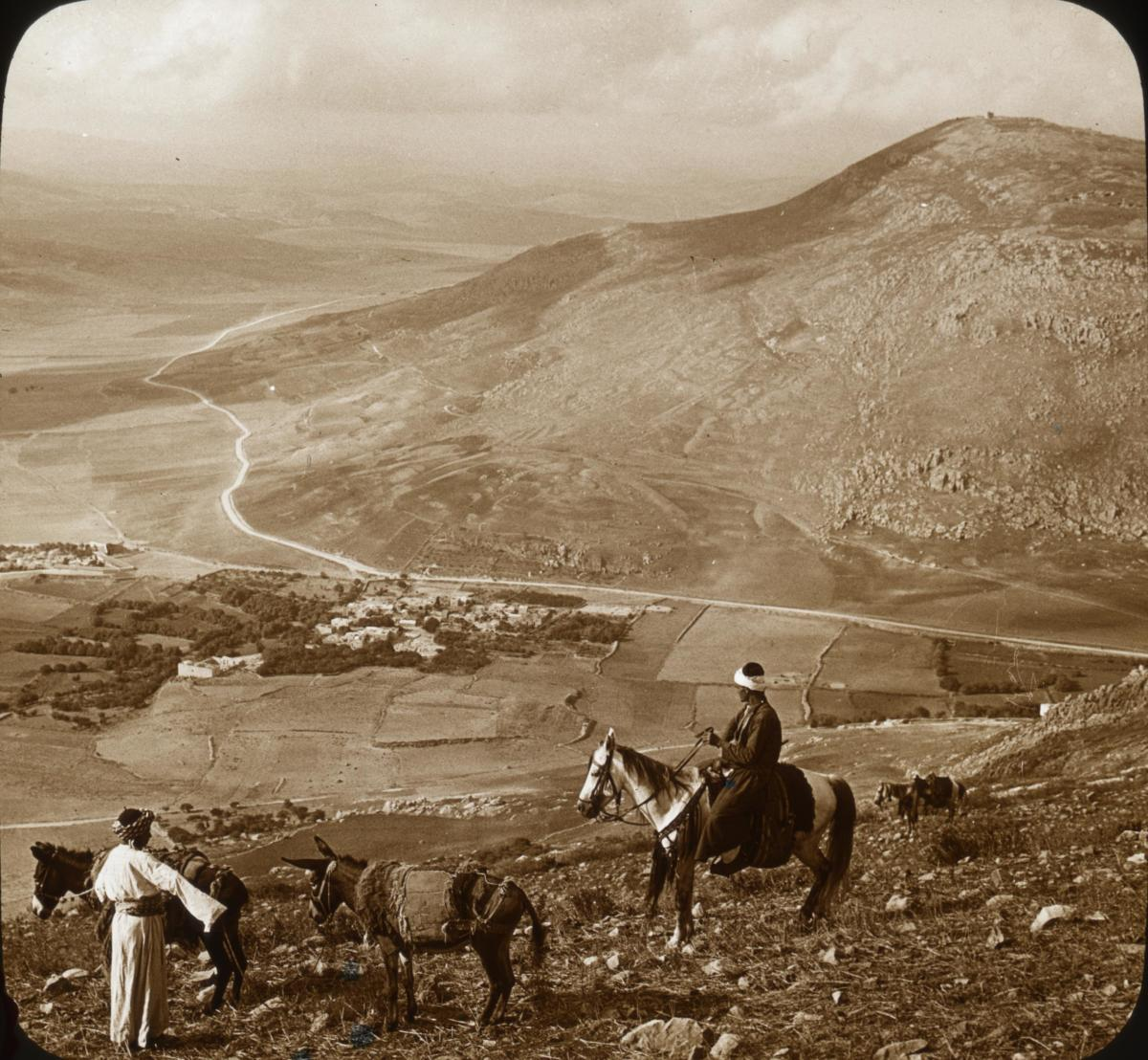 Mount Gerezim and Mount Ebal - Where the Blessings and Curses Were Spoken