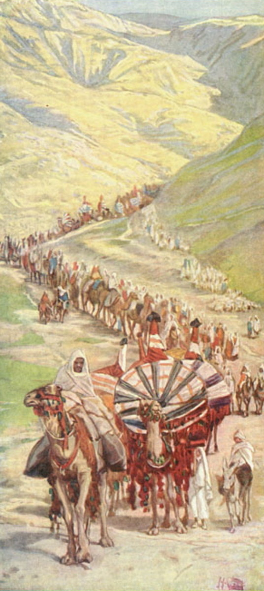 Abraham's Caravan