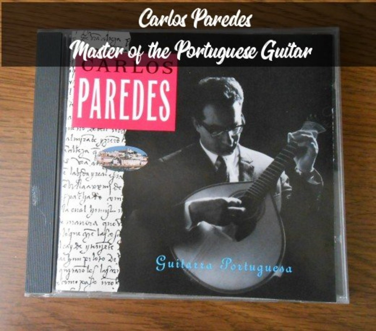 Carlos Paredes first album is exquisite