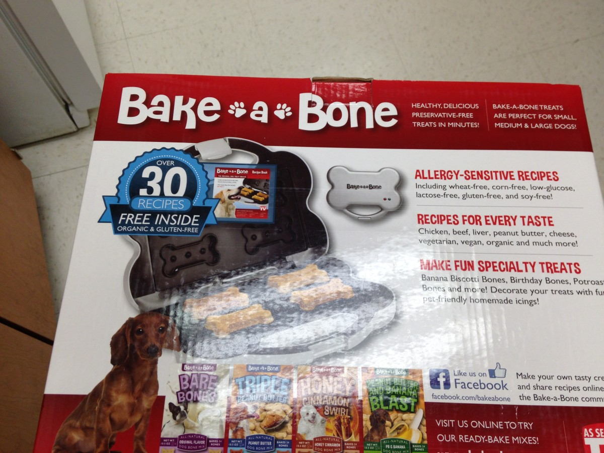 A Review: Bake a Bone
