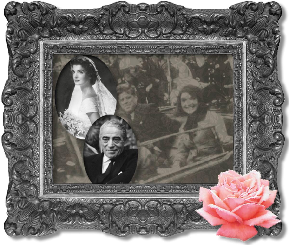 Jackie Kennedy & Aristotle Onassis