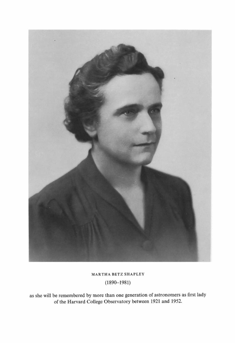 Martha Betz Shapley