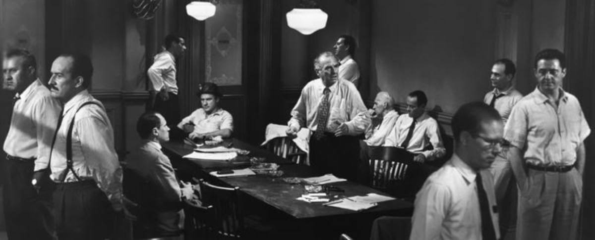 12 Angry Men: Reasonable Doubt