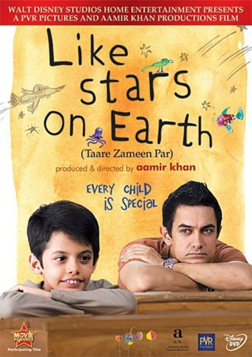every child is a special Like stars on earth, every child is special is an indian film by aamir khan about an eight-year-old boy who's suffering from dyslexia -- a reading disorder and learning difficulty.