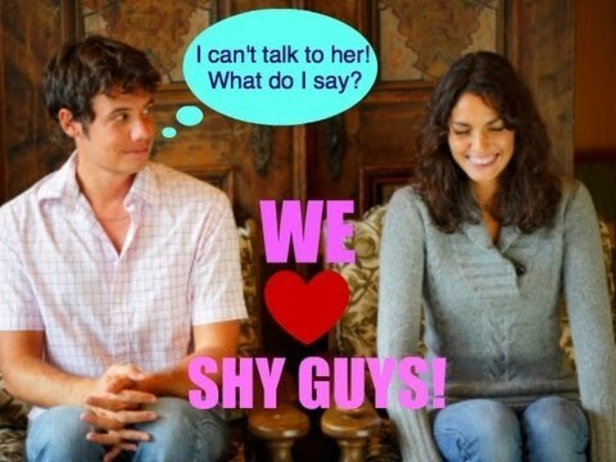 The Secrets to Dating the Shy Guy