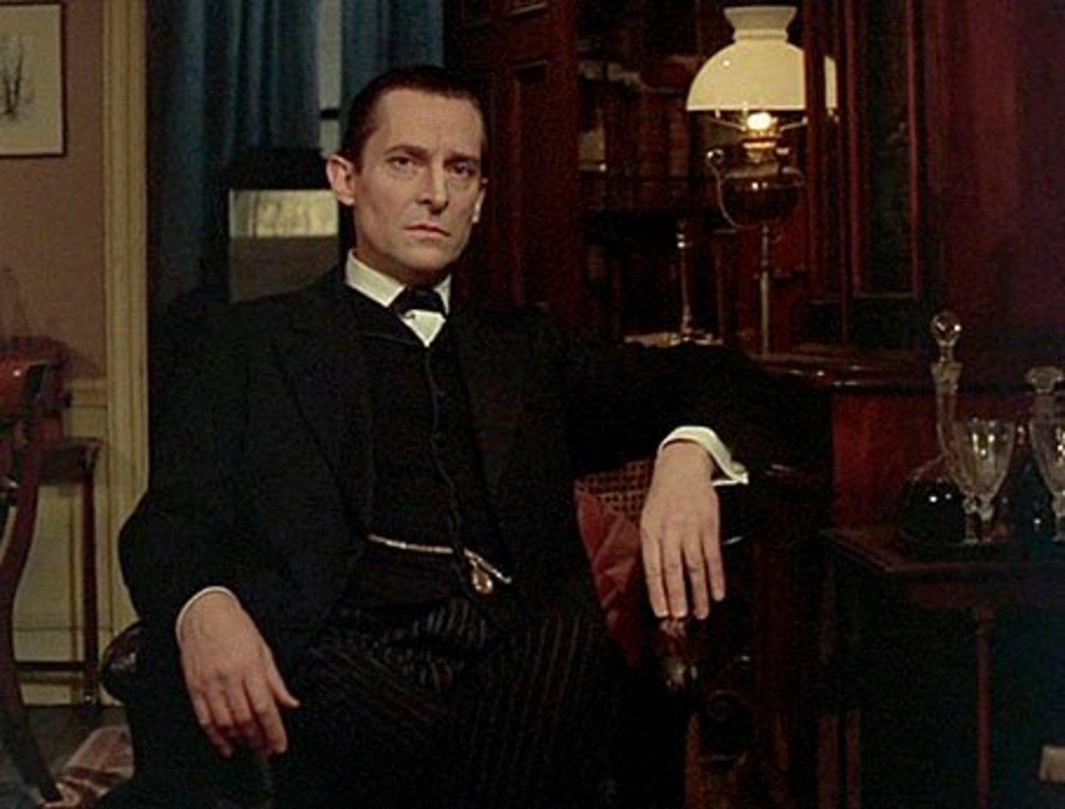 Jeremy Brett - the Definitive Sherlock Holmes?