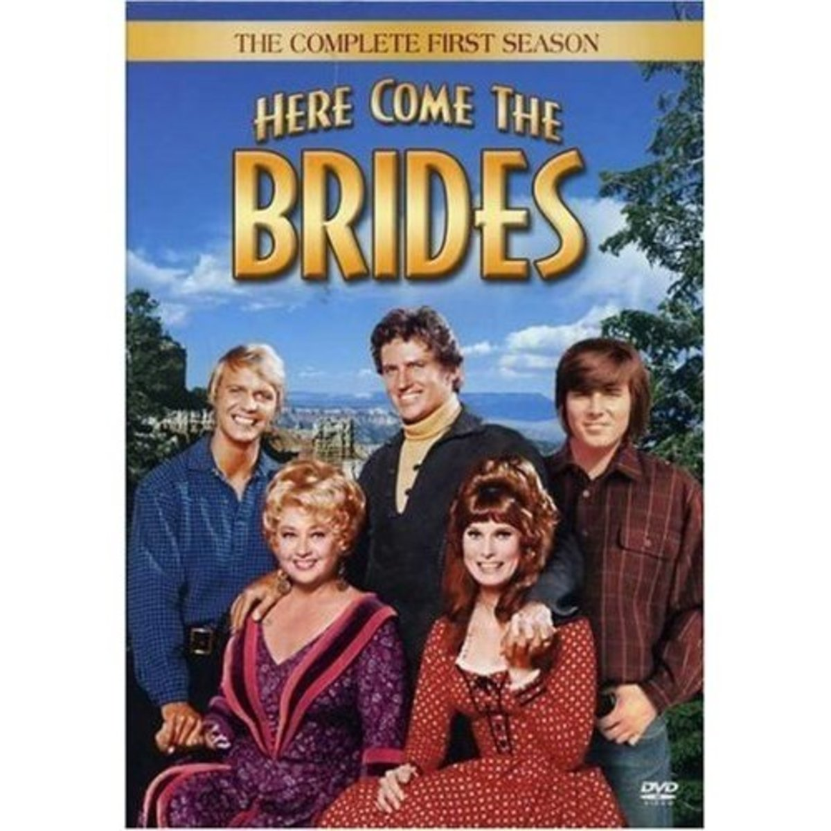 Here Come the Brides Cast