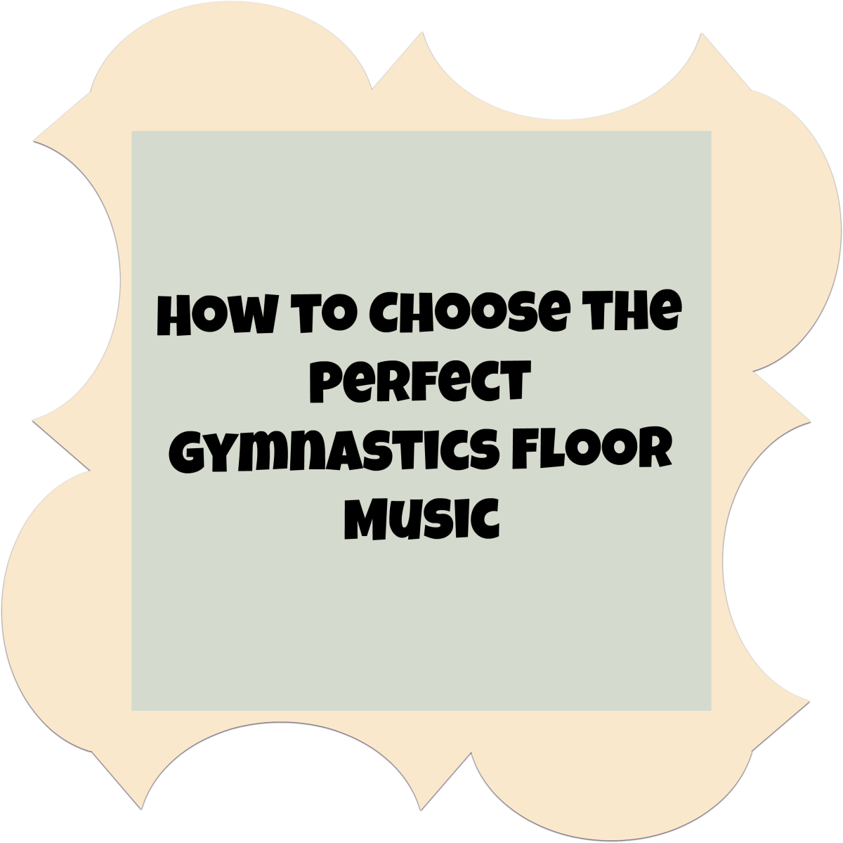 How to Choose the Best Gymnastics Floor Music