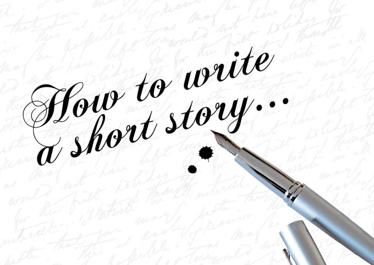 How to Construct a Short Story Using One Sentence as a Prompt