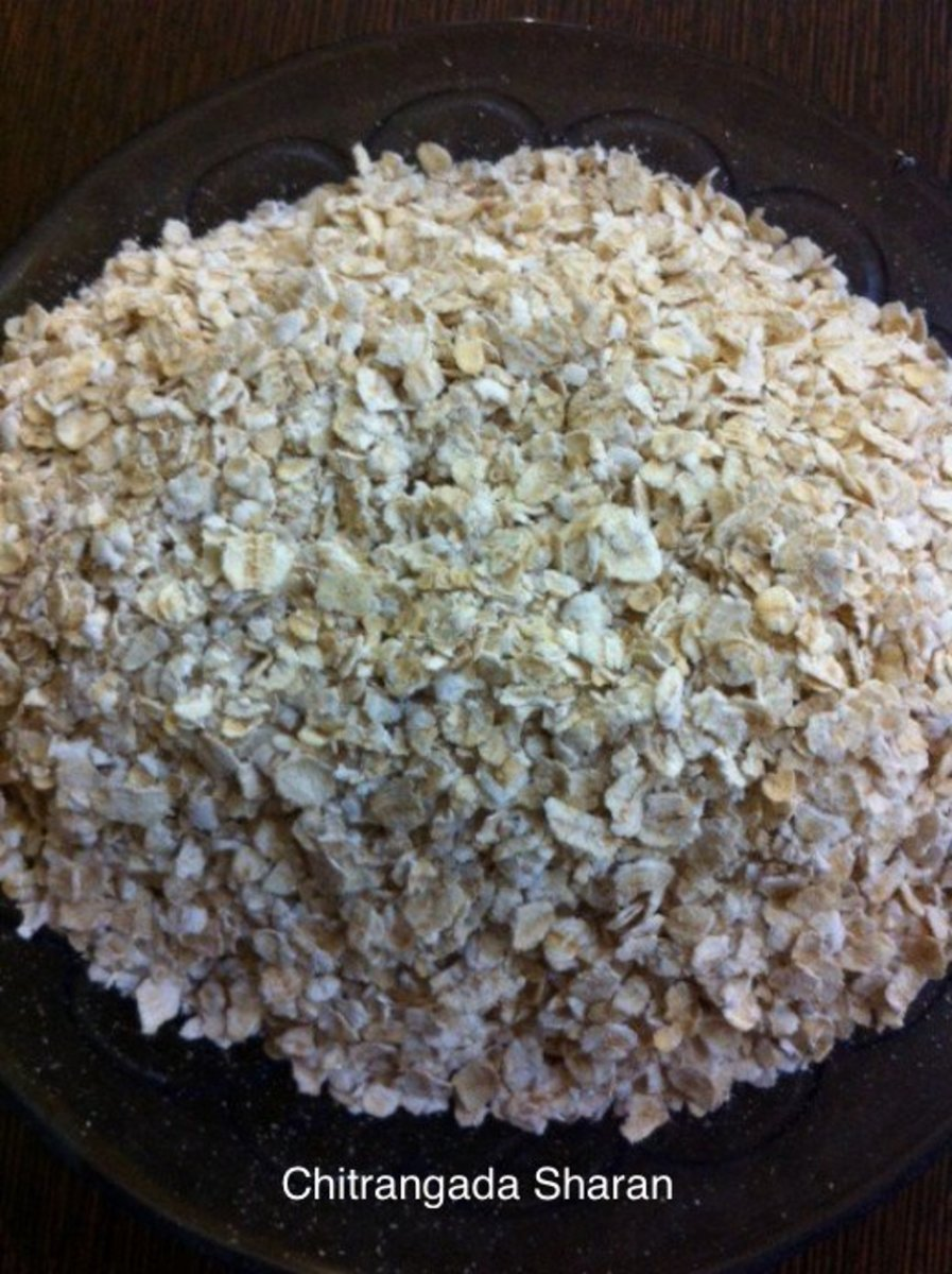 Super food oats: eat everyday for healthy heart