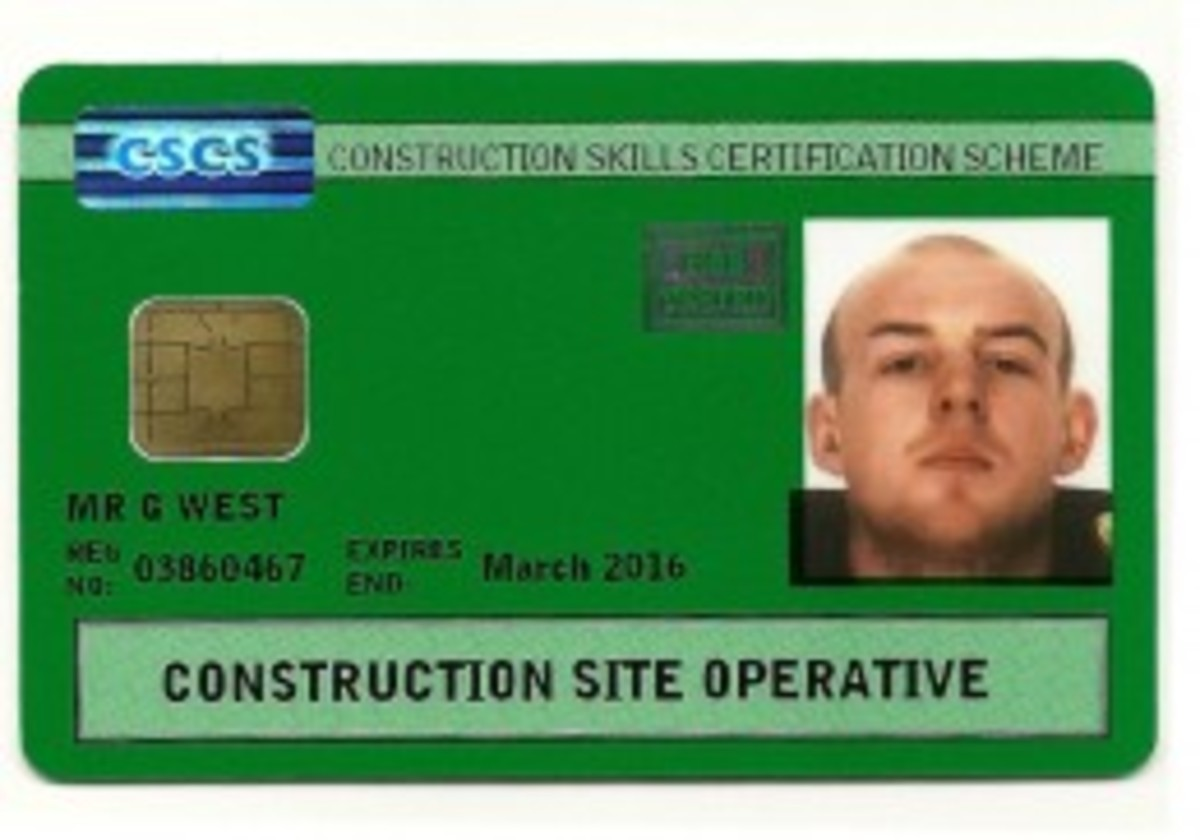CSCS card case study mock exam and questions free for the CSCS test. UK.