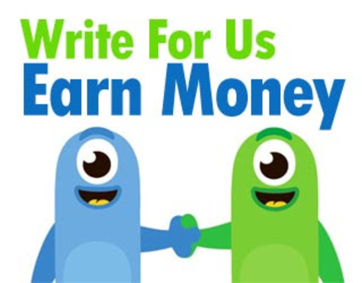 Earn while you write at HubPages