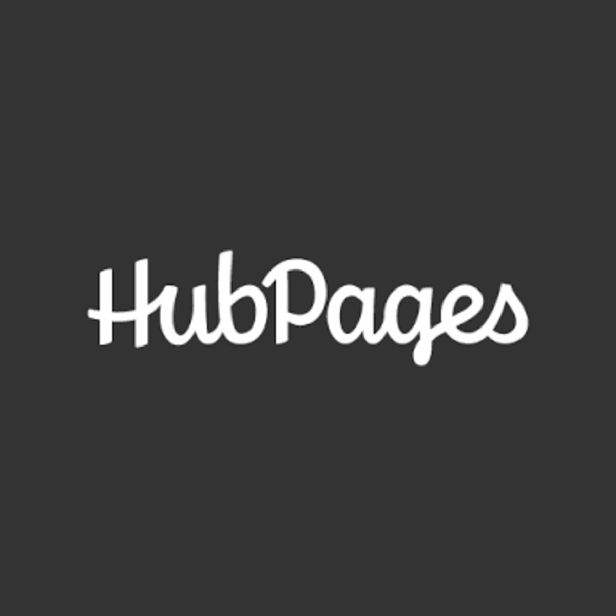 Online content writing at HubPages