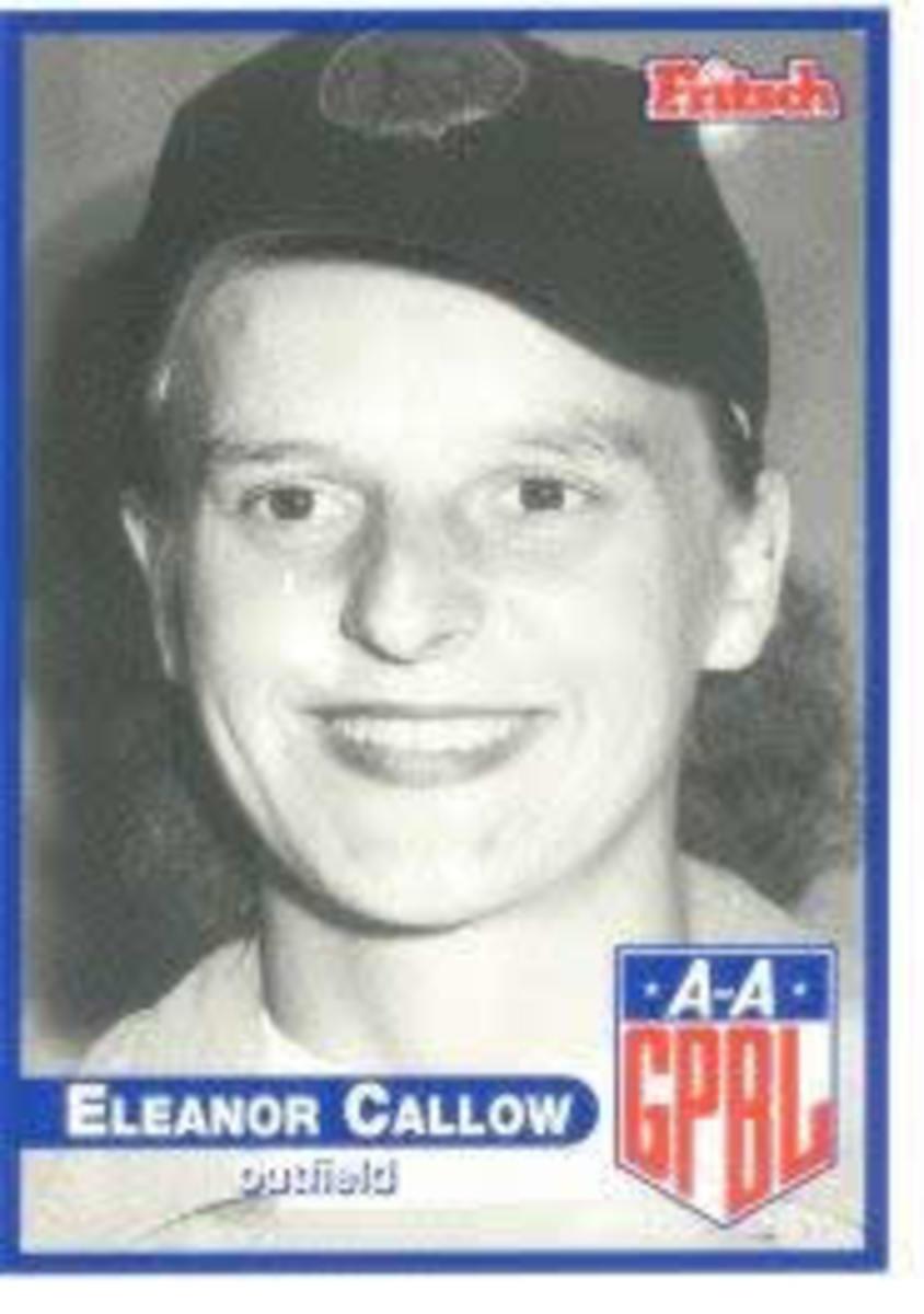 Eleanor Callow