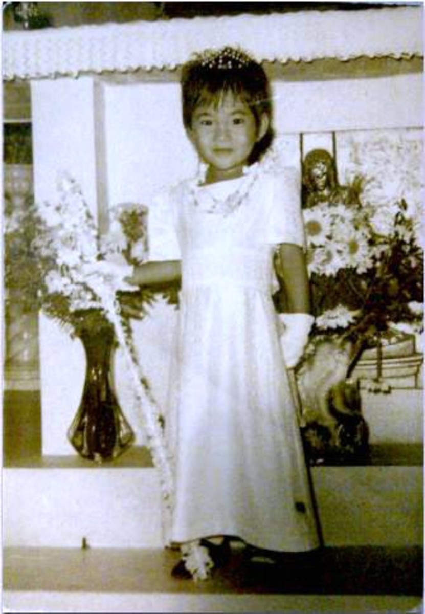 I was once an angel...this is non-fiction. :)
