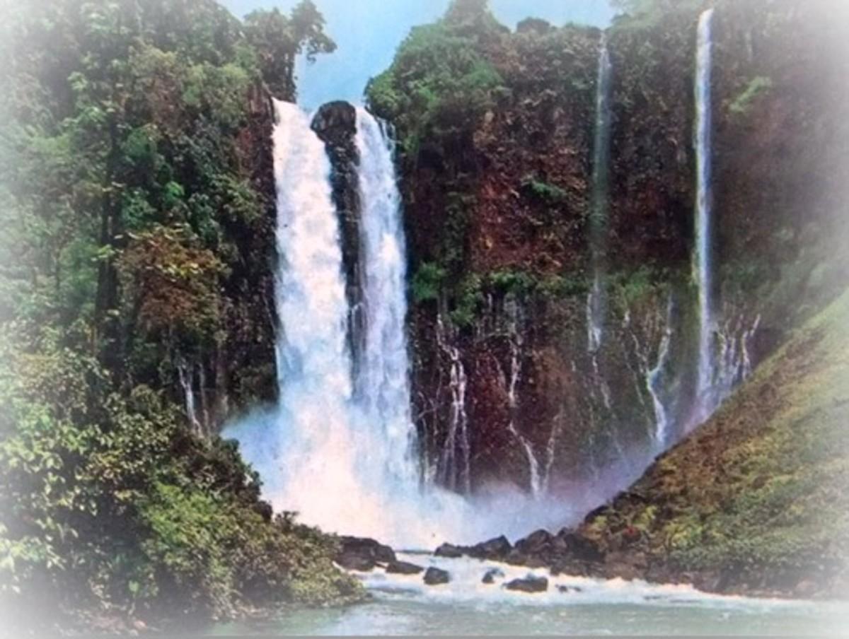 Maria Cristina Falls, Agus River, Mindanao Island, Philippines