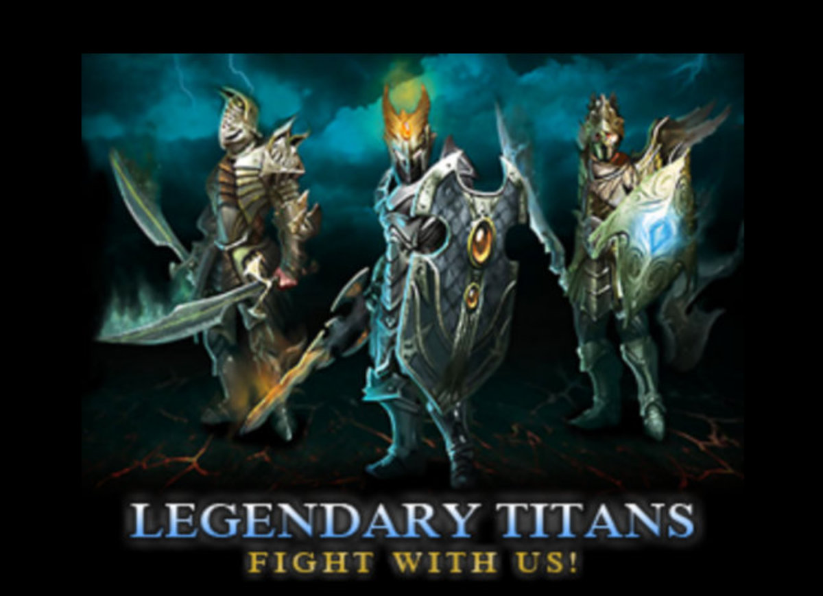 Legendary Titans : Facts and Guide