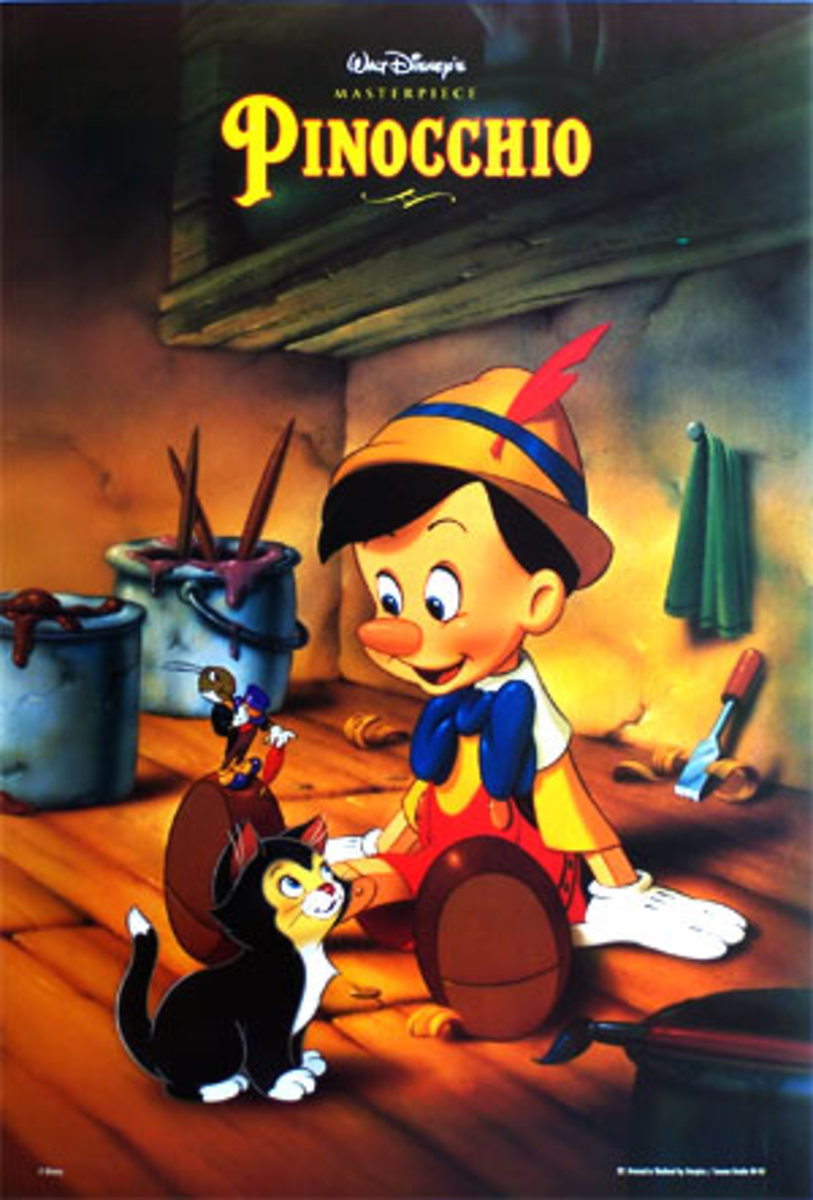 Classical Critiques: Disney's Pinocchio