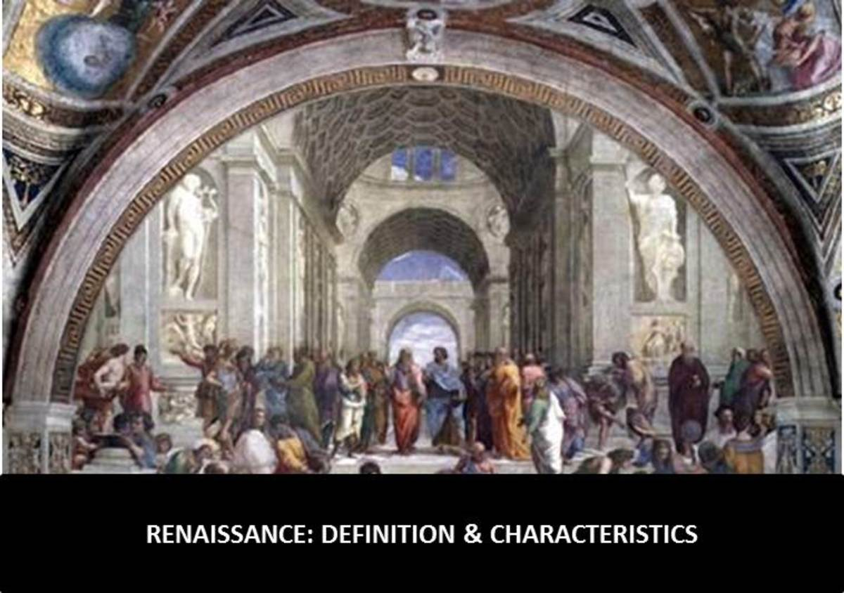Renaissance: Definition and Characteristics of Renaissance