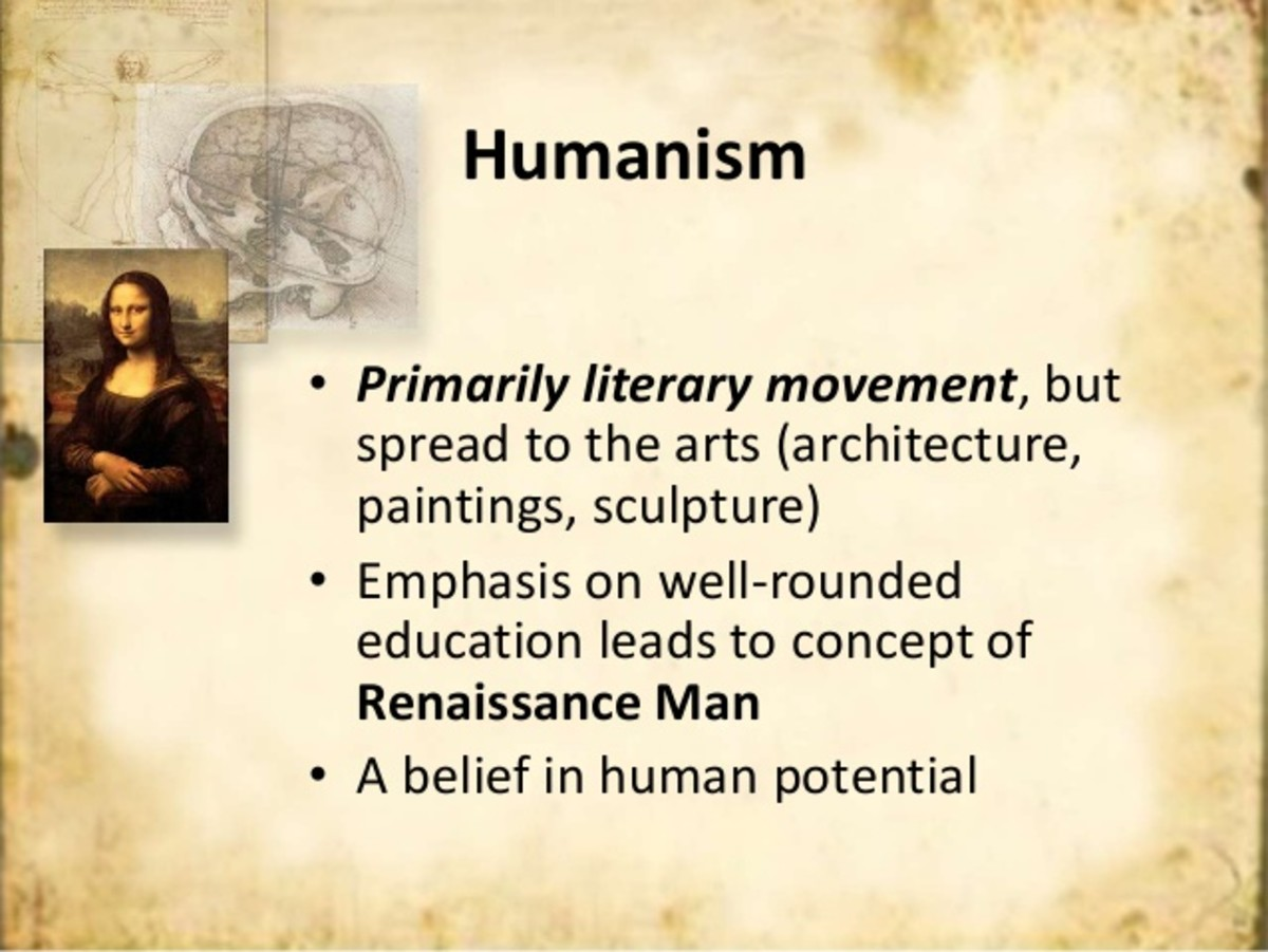 a discussion of humanism during the renaissance period Humanism is the term applied to the predominant ntellectual and literary currents  of the period 1400 to 1650 the return to favor of the classics stimulated the.