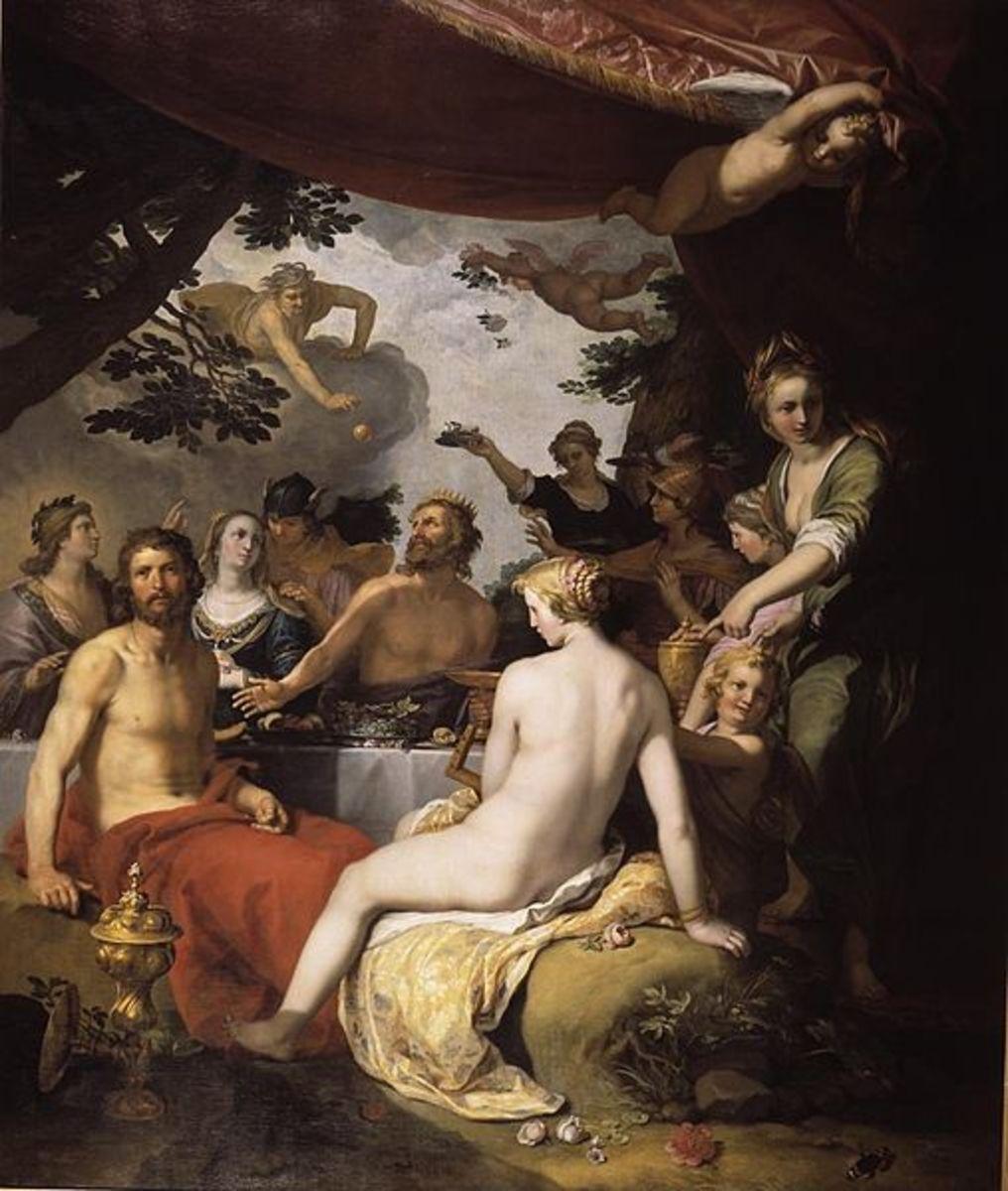 Abraham Bloemaert (1564–1651)  PD-art-100