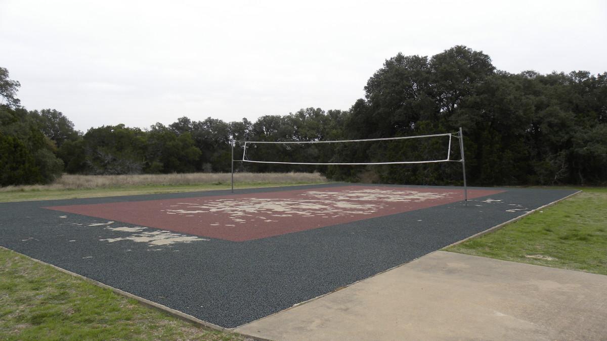Volleyball  Dick Nichols Park Austin TX