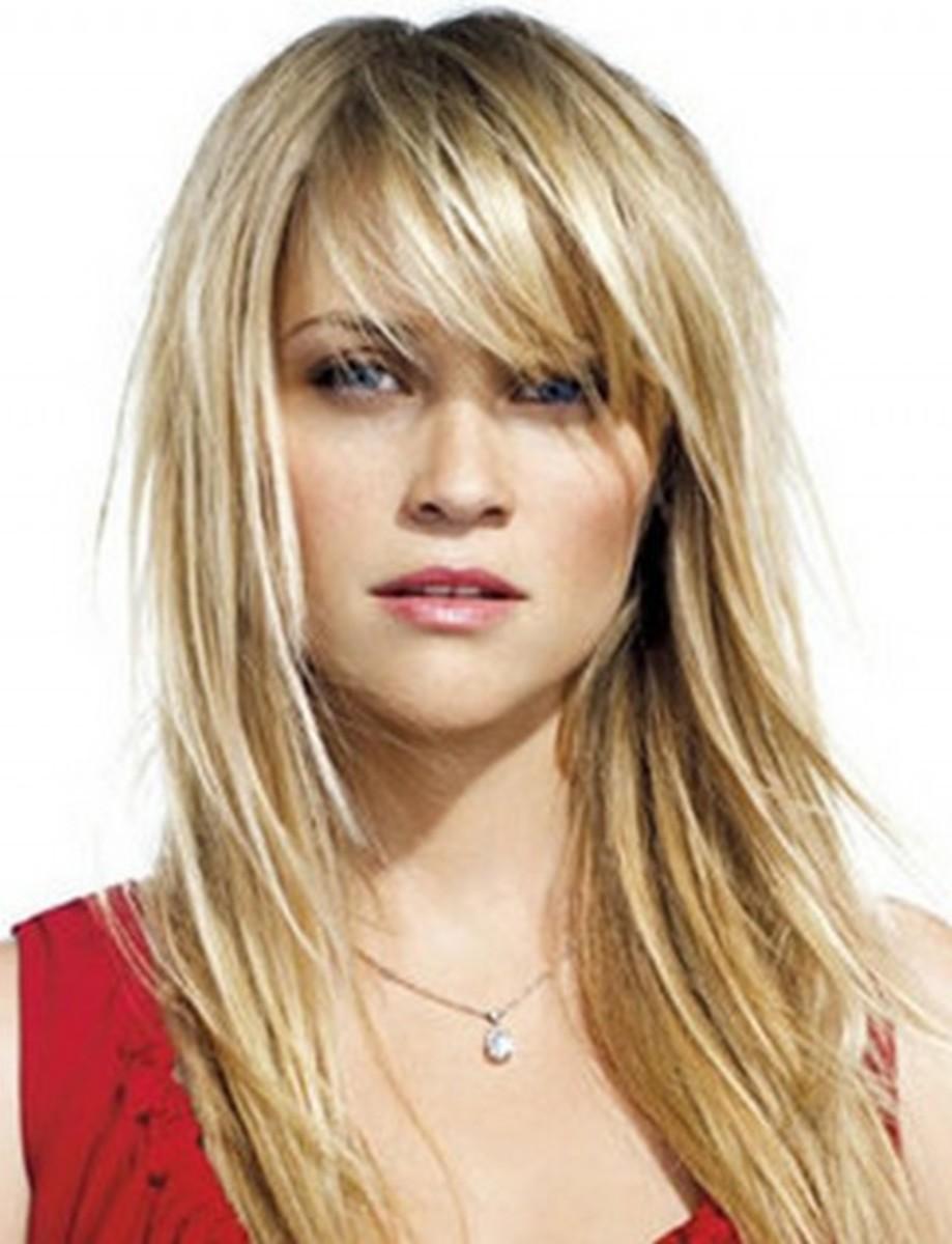 Wispy Style Short Hair Style